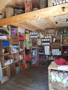 camping sunêlia-la ribeyre-boutique