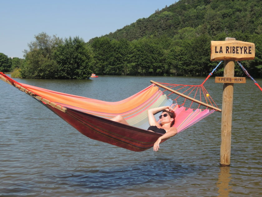 camping sunêlia-la ribeyre-lac