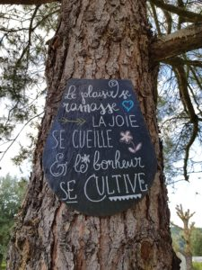 camping sunêlia-la ribeyre-mots doux