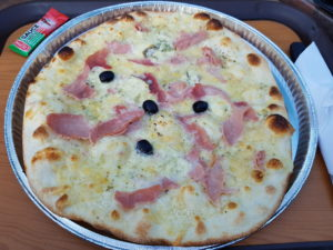 camping sunêlia - la ribeyre - pizza