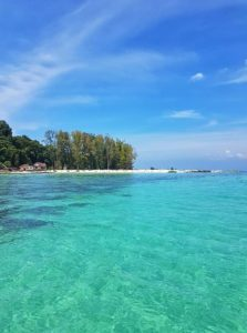 Thaïlande-Koh Phi Phi-Bamboo island