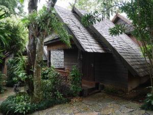 Thaïlande-Chiang Rai-Pankled Villa