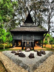 Thaïlande-Chiang Rai-Black temple