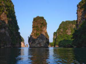Thaïlande-Baie de Phang Nga