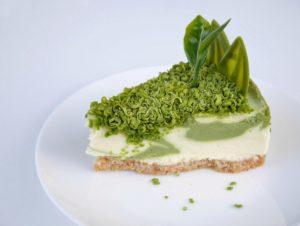 Thaïlande-Chiang Rai-Cheesecake matcha-Choui Fong Tea
