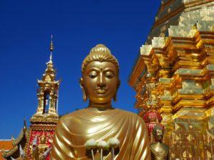 Thaïlande-Chiang Mai-Doi Sutep