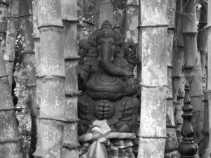 Thaïlande-Chiang Rai-Black temple-ganesh