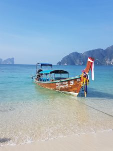 Thaïlande-Koh Phi Phi-Long Beach