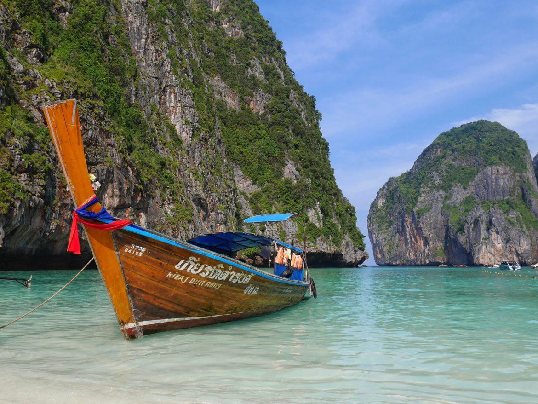 Thaïlande-Koh Phi Phi-Maya bay