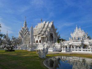 Thaïlande-Chiang Rai-White temple