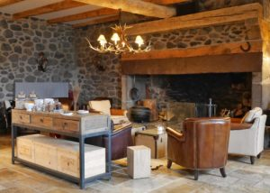 Ecolodge Instants d'Absolu-restaurant