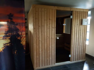 Ecolodge Instants d'Absolu-SPA-sauna