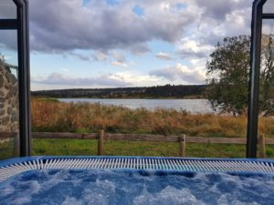 Ecolodge Instants d'Absolu-SPA-jacuzzi