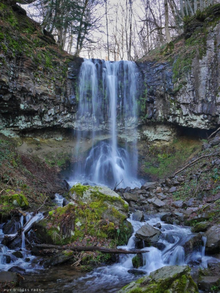 cascade du Trador