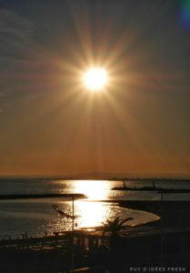 Hotel Miramar Coucher de soleil