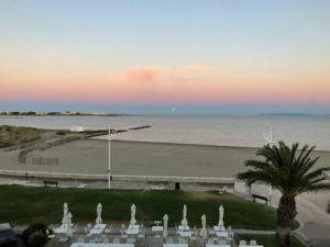 Hotel Miramar lever du jour