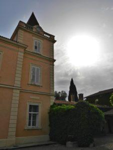 Château la Peyrade-muscat